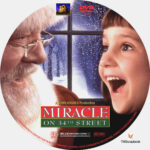Miracle on 34th Street (1994) R1 Custom Label