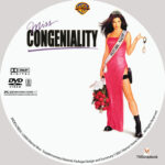 Miss Congeniality (2000) R1 Custom Label