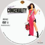 Miss Congeniality (2000) R1 Custom Label