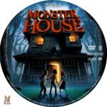 Monster House (2006) R1 Custom Label