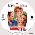 Monster-in-Law (2005) R1 Custom Labels