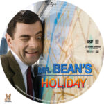 Mr. Bean's Holiday (2007) R1 Custom Labels