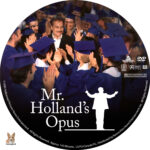 Mr. Holland's Opus (1995) R1 Custom Label