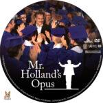 Mr. Holland's Opus (1995) R1 Custom Label