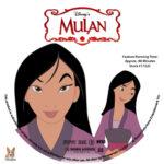 Mulan (1998) R1 Custom Labels
