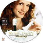 My Best Friend's Wedding (1997) R1 Custom Label