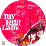 My Fair Lady (1964) R1 Custom Label