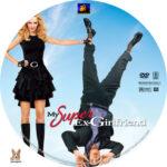 My Super Ex-Girlfriend (2006) R1 Custom Label