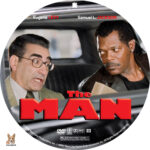 The Man (2005) R1 Custom Labels
