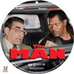 The Man (2005) R1 Custom Labels