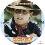 The Man From Snowy River (1982) R1 Custom Label
