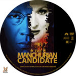 The Manchurian Candidate (2004) R1 Custom Label