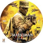 The Marksman (2005) R1 Custom Label