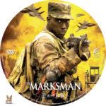 The Marksman (2005) R1 Custom Label
