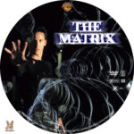 The Matrix (1999) R1 Custom Labels