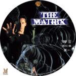 The Matrix (1999) R1 Custom Labels