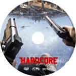 Hardcore Henry (2016) R0 CUSTOM Label