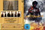 The Messengers Staffel 1 (2015) R2 German Custom Cover & labels