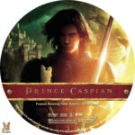 The Chronicles of Narnia: Prince Caspian (2008) R1 Custom Label