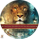 The Chronicles of Narnia: The Lion, the Witch and the Wardrobe (2005) R1 Custom Label