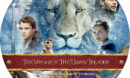 The Chronicles Of Narnia: The Voyage Of The Dawn Treader (2010) R1 Custom Label