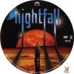 Nightfall (2000) R1 Custom Label