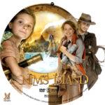 Nim's Island (2008) R1 Custom Labels