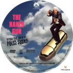 The Naked Gun (1988) R1 Custom Label