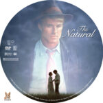 The Natural (1984) R1 Custom label