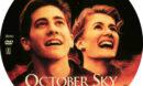 October Sky (1999) R1 Custom Label