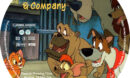 Oliver & Company (1988) R1 Custom Labels