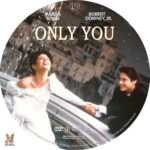 Only You (1994) R1 Custom label