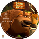 Open Season (2006) R1 Custom Labels