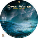 Open Water (2004) R1 Custom Label