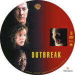 Outbreak (1995) R1 Custom Label
