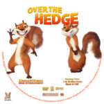 Over the Hedge (2006) R1 Custom Labels