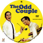 The Odd Couple (1968) R1 Custom Label