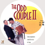 The Odd Couple II (1998) R1 Custom Label