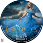 Cinderella (2015) R1 Custom Label
