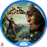 Jack the Giant Slyer (2013) R1 Custom Blu-Ray Label