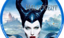 Maleficent (2014) R1 Custom Blu-Ray Labels