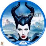 Maleficent (2014) R1 Custom Blu-Ray Labels