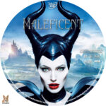 Maleficent (2014) R1 Custom Labels