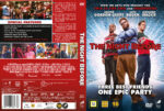 The Night Before (2015) R2 DVD Nordic Cover