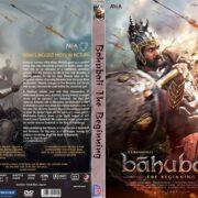 Bahubali The Beginning (2015) R0 Custom Cover