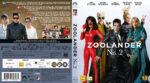 Zoolander 2 (2016) R2 Blu-Ray Nordic Cover