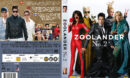 Zoolander 2 (2016) R2 DVD Nordic Cover