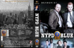 NYPD Blue – Season 1 (1993) R1 Custom Covers