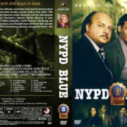 NYPD Blue – Season 3 (1995) R1 Custom Covers