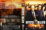 NYPD Blue – Season 4 (1996) R1 Custom Covers